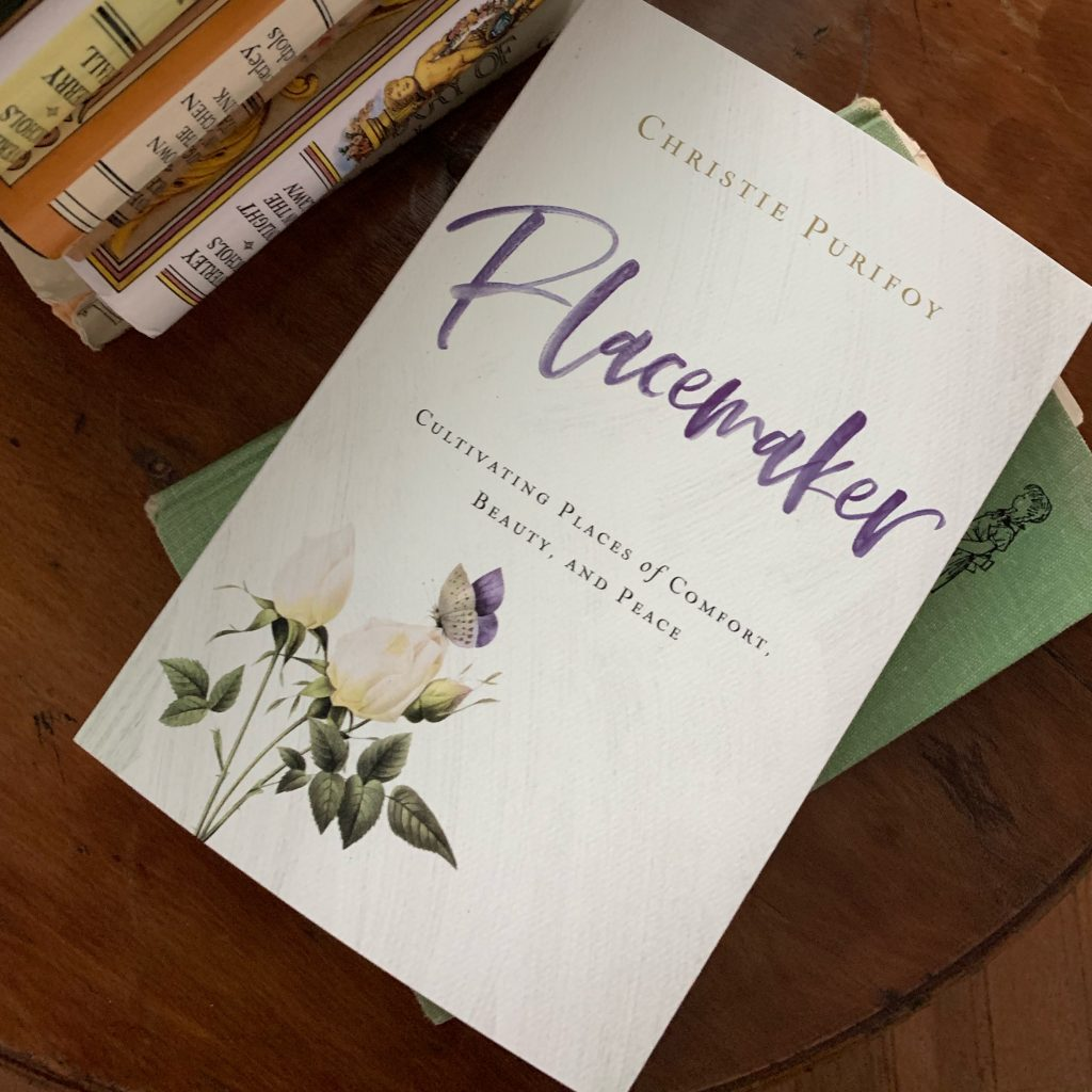 Placemaker by Christie Purifoy